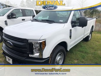 2019 Ford Super Duty F-250 SRW XL 2 Door 6.2L SOHC Engine Truck Automatic