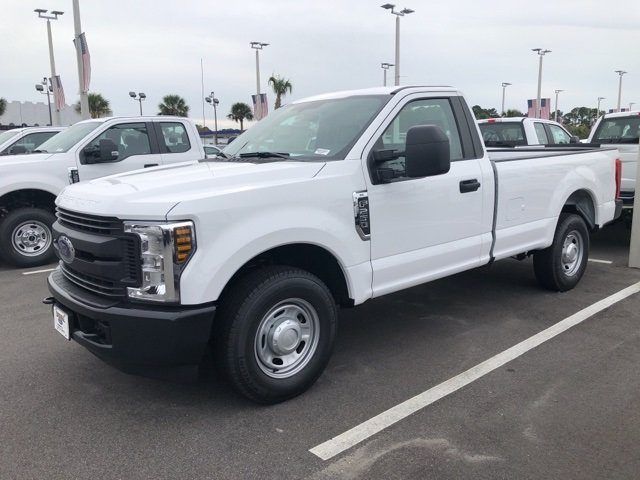 2019 Ford Super Duty F-250 SRW XL Truck 6.2L SOHC Engine Automatic