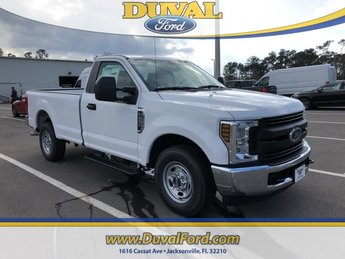 2019 Ford Super Duty F-250 SRW XL 6.2L SOHC Engine RWD Truck