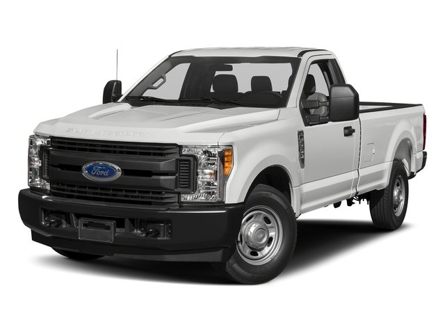 2018 Oxford White Ford Super Duty F-250 SRW XL 2 Door Truck 4X4 Automatic