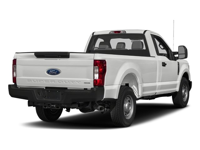 2018 Oxford White Ford Super Duty F-250 SRW XL 2 Door Automatic 4X4