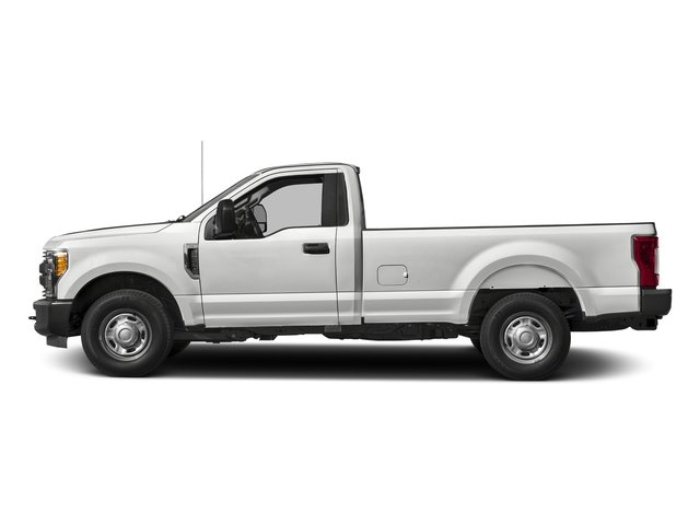 2018 Oxford White Ford Super Duty F-250 SRW XL Truck 4X4 Power Stroke 6.7L V8 DI 32V OHV Turbodiesel Engine Automatic