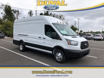 2019 Ford Transit-350 Base Van EcoBoost 3.5L V6 GTDi DOHC 24V Twin Turbocharged Engine RWD Automatic 3 Door