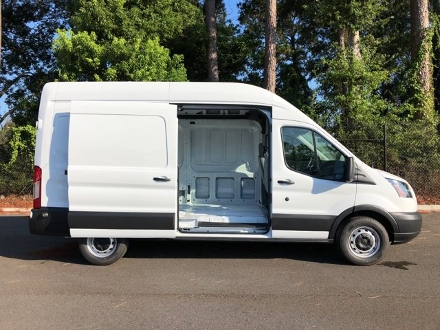 2019 Oxford White Ford Transit-350 Base Automatic RWD Van