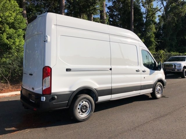 2019 Oxford White Ford Transit-350 Base 3 Door RWD Automatic