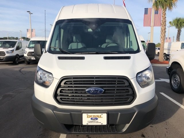 2018 Ford Transit-350 Base Automatic Van EcoBoost 3.5L V6 GTDi DOHC 24V Twin Turbocharged Engine