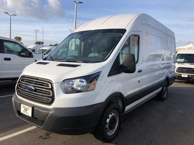 2018 Ford Transit-350 Base Van EcoBoost 3.5L V6 GTDi DOHC 24V Twin Turbocharged Engine Automatic