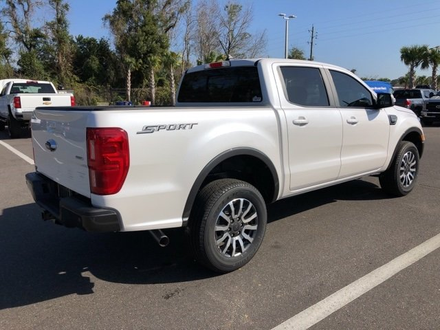 2019 Ford Ranger Lariat 4 Door RWD Truck Automatic EcoBoost 2.3L I4 GTDi DOHC Turbocharged VCT Engine
