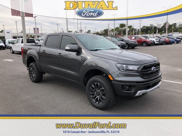 2019 Ford Ranger Lariat EcoBoost 2.3L I4 GTDi DOHC Turbocharged VCT Engine 4X4 Automatic