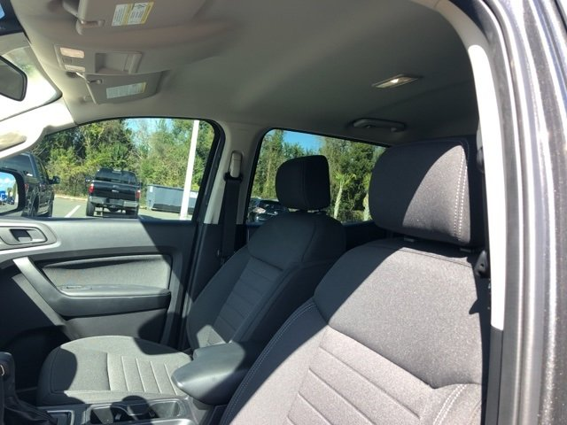 2019 Magnetic Metallic Ford Ranger XL Automatic EcoBoost 2.3L I4 GTDi DOHC Turbocharged VCT Engine 4X4