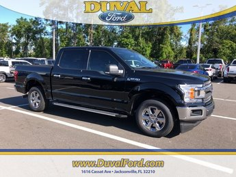 2018 Ford F-150 XLT Automatic 4 Door 5.0L V8 Ti-VCT Engine