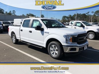 2019 Ford F-150 XL Truck 5.0L V8 Ti-VCT Engine Automatic RWD 4 Door