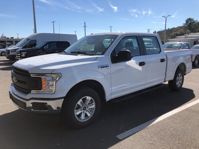 2019 Oxford White Ford F-150 XL RWD Truck 4 Door Automatic