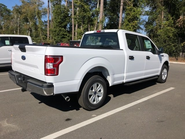 2019 Ford F-150 XL Automatic 4 Door Truck 5.0L V8 Ti-VCT Engine