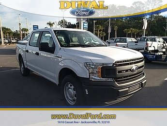 2018 Oxford White Ford F-150 XL Automatic 4 Door Truck 3.3L V6 Ti-VCT 24V Engine
