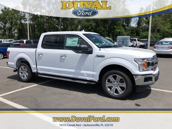 2018 Oxford White Ford F-150 XLT 4 Door Automatic Truck