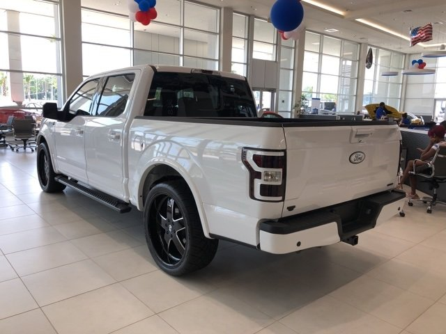 2018 Ford F-150 XLT Automatic EcoBoost 3.5L V6 GTDi DOHC 24V Twin Turbocharged Engine Truck 4 Door RWD