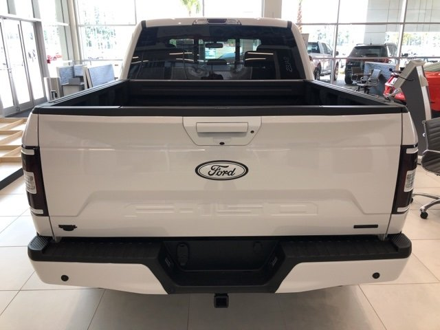 2018 Oxford White Ford F-150 XLT Automatic 4 Door EcoBoost 3.5L V6 GTDi DOHC 24V Twin Turbocharged Engine RWD Truck