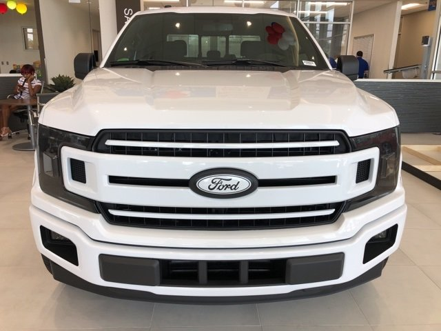 2018 Ford F-150 XLT 4 Door RWD Automatic EcoBoost 3.5L V6 GTDi DOHC 24V Twin Turbocharged Engine Truck