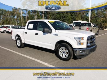 2015 Oxford White Ford F-150 4 Door RWD Automatic Truck