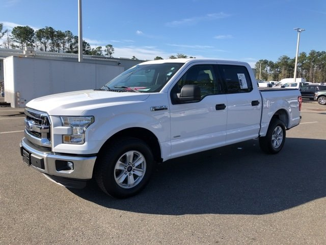 2015 Ford F-150 Truck Automatic RWD 4 Door