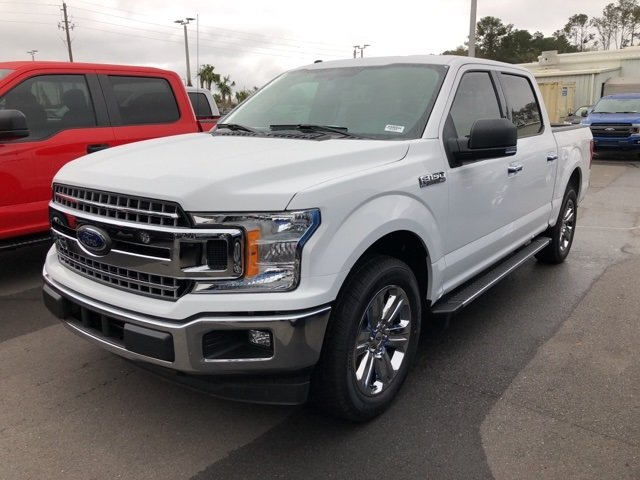 2018 Ford F-150 XLT RWD EcoBoost 3.5L V6 GTDi DOHC 24V Twin Turbocharged Engine 4 Door Truck Automatic