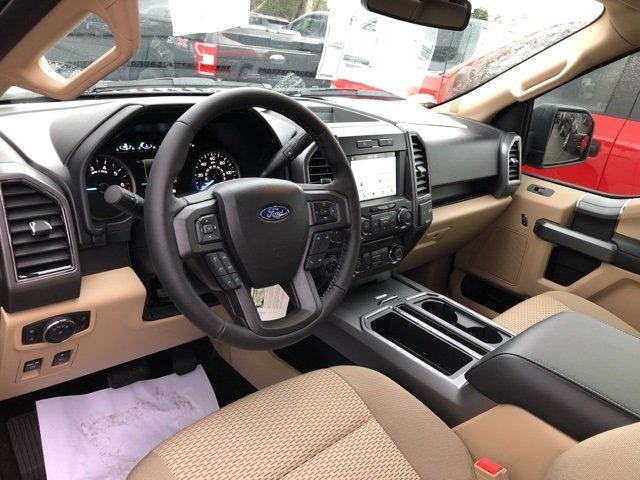 2018 Ford F-150 XLT 4 Door RWD EcoBoost 3.5L V6 GTDi DOHC 24V Twin Turbocharged Engine Automatic
