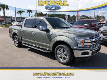 2019 Ford F-150 Truck Automatic RWD 2.7L V6 EcoBoost Engine