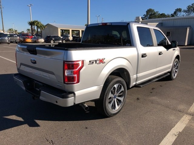 2019 Ford F-150 XL RWD EcoBoost 2.7L V6 GTDi DOHC 24V Twin Turbocharged Engine Truck 4 Door Automatic