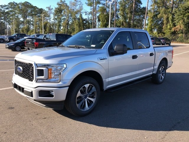 2019 Ford F-150 XL EcoBoost 2.7L V6 GTDi DOHC 24V Twin Turbocharged Engine Truck 4 Door Automatic RWD