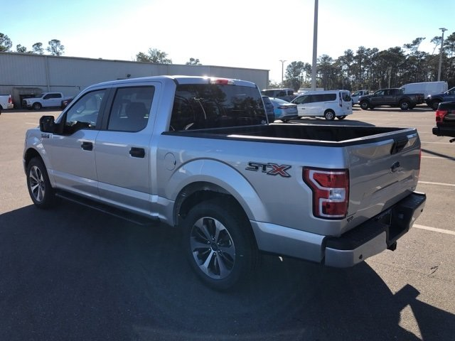 2019 Ingot Silver Metallic Ford F-150 XL RWD 4 Door Automatic