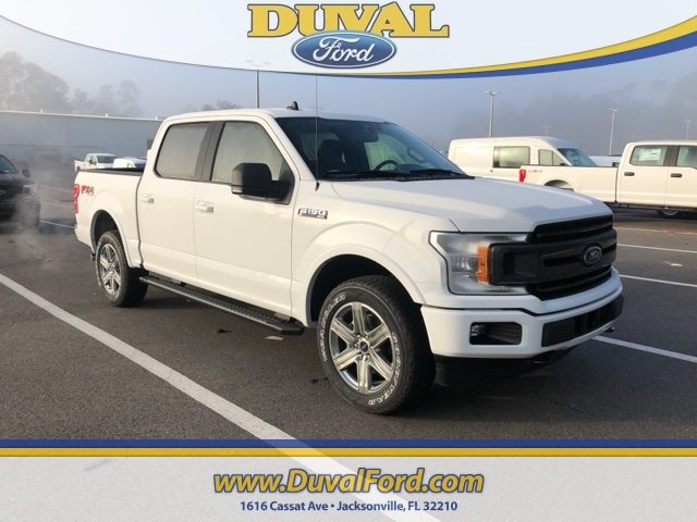 2019 Ford F-150 XLT 4X4 Truck 4 Door Automatic