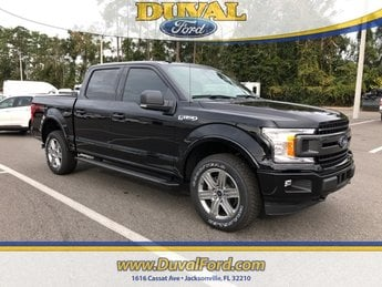 2019 Agate Black Ford F-150 XLT 4 Door Automatic 4X4 EcoBoost 3.5L V6 GTDi DOHC 24V Twin Turbocharged Engine