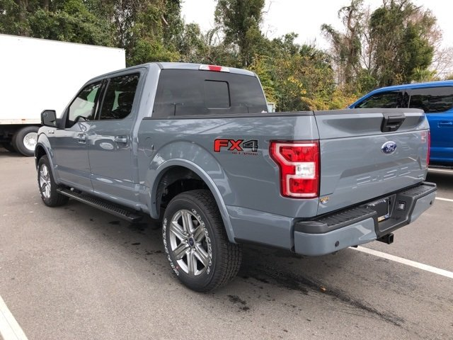 2019 Ford F-150 XLT Automatic Truck EcoBoost 3.5L V6 GTDi DOHC 24V Twin Turbocharged Engine 4 Door 4X4