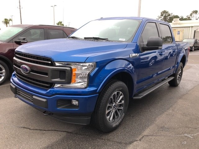 2018 Ford F-150 XLT 5.0L V8 Ti-VCT Engine Truck Automatic