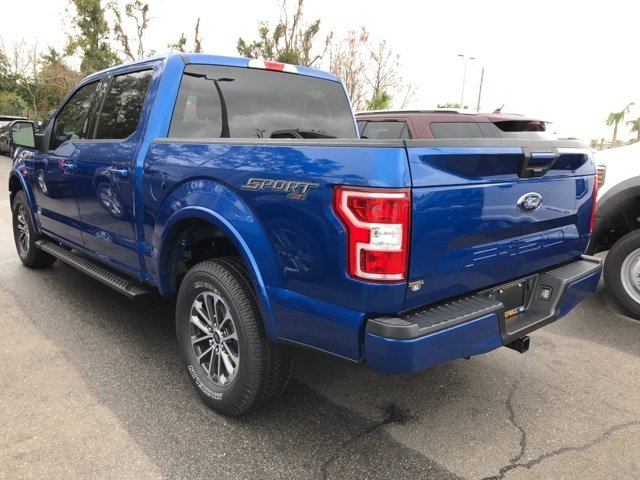 2018 Ford F-150 XLT Automatic 4 Door 5.0L V8 Ti-VCT Engine 4X4 Truck