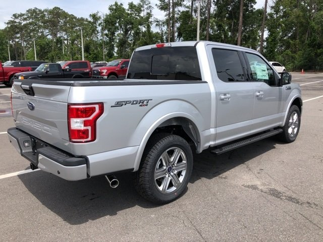 2018 Ford F-150 XLT Automatic 4 Door 4X4 5.0L V8 Ti-VCT Engine