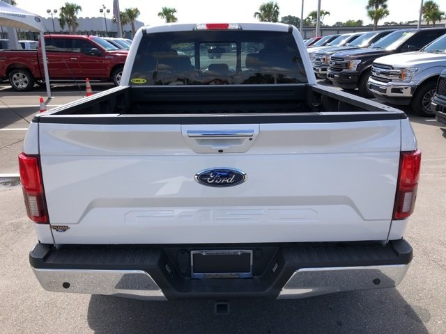 2018 Ford F-150 Lariat 4 Door 5.0L V8 Ti-VCT Engine 4X4 Truck Automatic