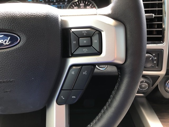 2018 Ford F-150 Lariat 5.0L V8 Ti-VCT Engine Automatic 4 Door