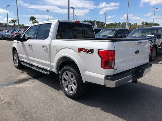 2018 Ford F-150 Lariat Automatic Truck 5.0L V8 Ti-VCT Engine 4X4 4 Door