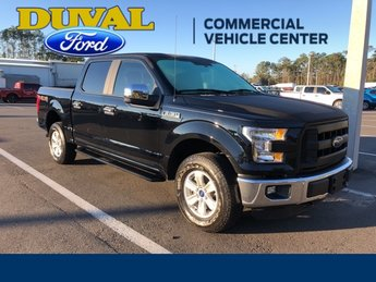 2016 Ford F-150 XL 4X4 Automatic Truck 5.0L V8 FFV Engine 4 Door