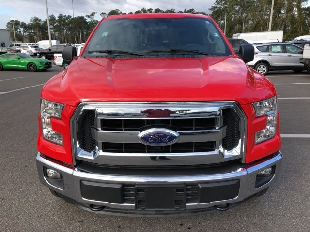 2016 Ford F-150 5.0L V8 FFV Engine Automatic Truck