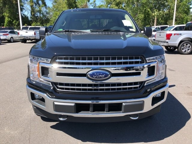 2018 Ford F-150 XLT Automatic EcoBoost 2.7L V6 GTDi DOHC 24V Twin Turbocharged Engine 4X4