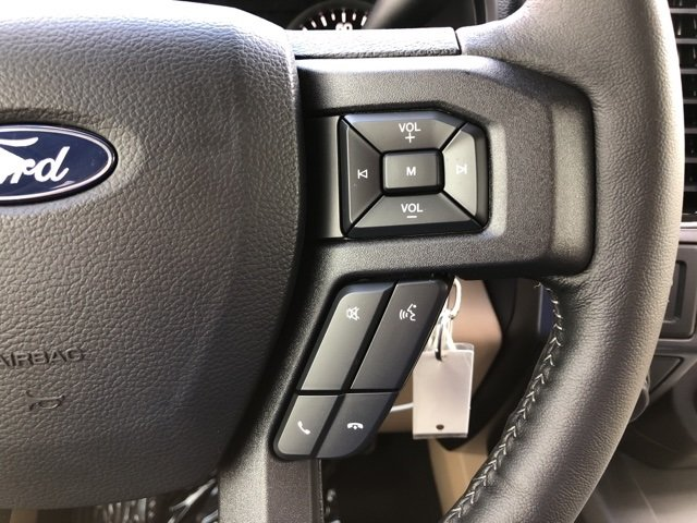 2018 Ford F-150 Lariat 4 Door 4X4 Truck Automatic EcoBoost 2.7L V6 GTDi DOHC 24V Twin Turbocharged Engine