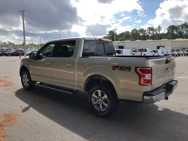 2018 Ford F-150 Lariat Truck EcoBoost 2.7L V6 GTDi DOHC 24V Twin Turbocharged Engine 4 Door Automatic