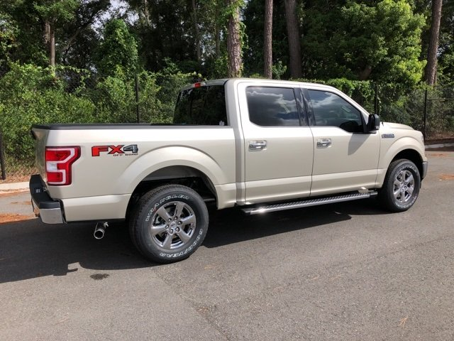 2018 Ford F-150 Lariat Automatic 4X4 EcoBoost 2.7L V6 GTDi DOHC 24V Twin Turbocharged Engine 4 Door Truck