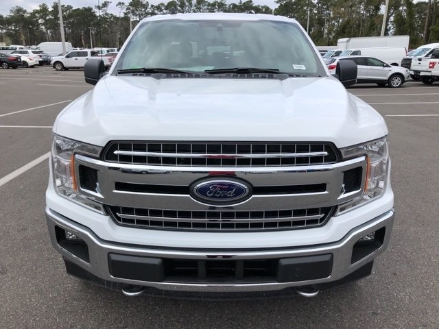 2019 Ford F-150 XLT EcoBoost 2.7L V6 GTDi DOHC 24V Twin Turbocharged Engine Automatic 4 Door