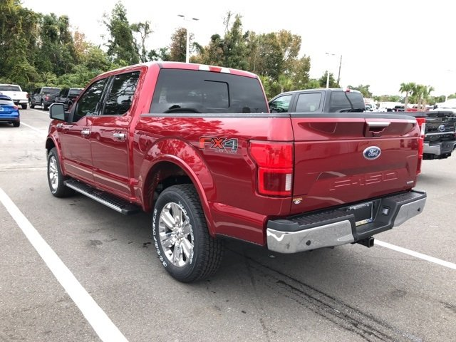 2019 Ford F-150 Lariat Automatic Truck EcoBoost 2.7L V6 GTDi DOHC 24V Twin Turbocharged Engine