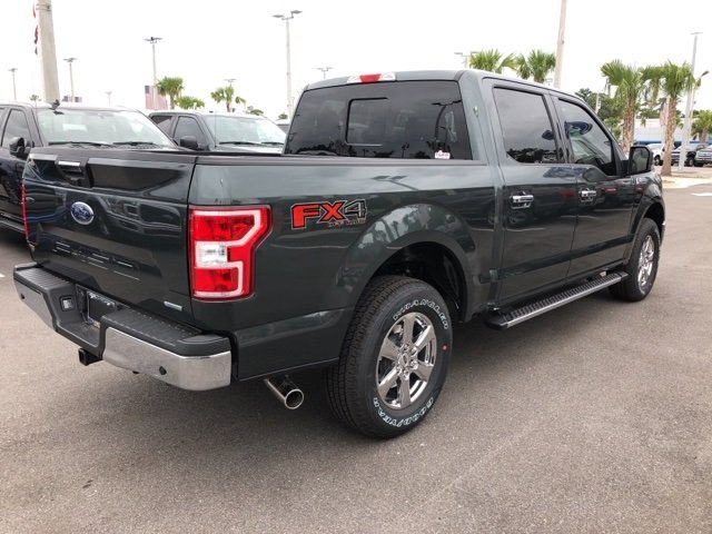 2018 Ford F-150 XLT Automatic 4X4 EcoBoost 2.7L V6 GTDi DOHC 24V Twin Turbocharged Engine