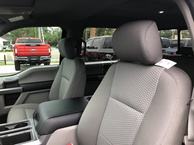2018 Ford F-150 XLT EcoBoost 2.7L V6 GTDi DOHC 24V Twin Turbocharged Engine Truck 4X4 4 Door Automatic